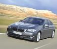 Frontansicht des neuen 5er BMW (Foto: BMW)