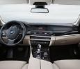 Typisch BMW: Klar und etwas kühl präsentiert sich der Innenraum (Foto: BMW)