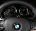 Die Instrumentenkombi im neuen 5er BMW (Foto: BMW)