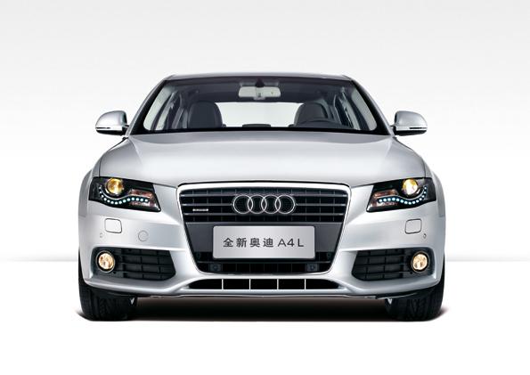 Hoffnungsträger für den chinesischen Markt: Der neue Audi A4L (Foto: Audi)