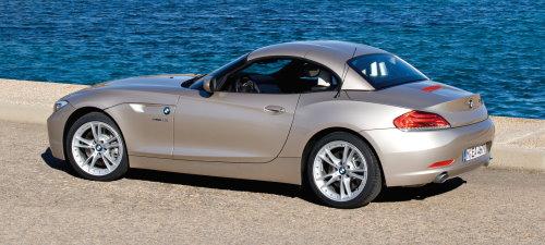 Der neue BMW Z4 bringt nun auch ein Hardtop mit (Foto: BMW)