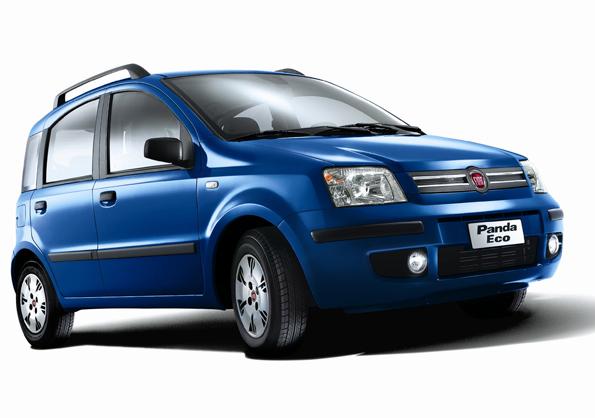 Inklusive der Abwrackprämie für Altautos jetzt ab 4.990 Euro zu haben: Der Fiat Panda Eco (Foto: Fiat)