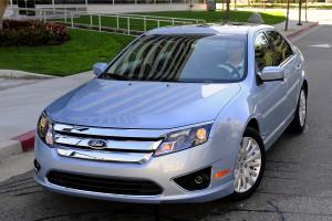 Der neue Ford Fusion Hybrid (Foto: Ford)