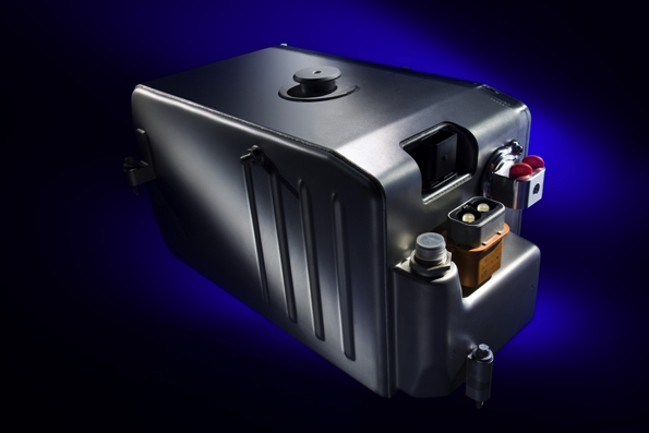 Lithium-Ionen-Batterie (Foto: Mercedes-Benz)