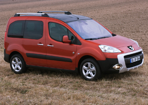 Der neue Peugeot Partner Tepee in der Family Version (foto: Peugeot)