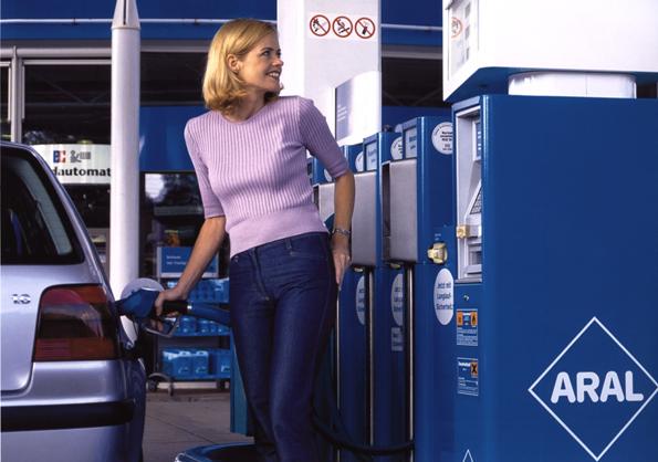 Die Kraftstoffvielfalt an den Tankstellen nimmt zu, da genügt ein Moment der Unaufmerksamkeit, um falsch zu tanken. BMW verhindert das jetzt für die Dieselmodelle (Foto: Aral AG)