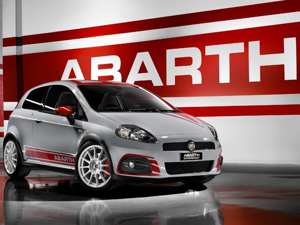Abarth Grande Punto Super Sport (Foto: Abarth)
