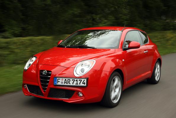 Attraktiv: Der Alfa Romeo MiTo (Foto: Alfa Romeo)