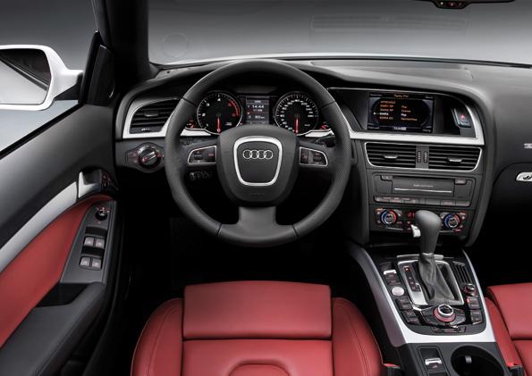 Keine Überraschung im Innenraum (Foto: Audi)