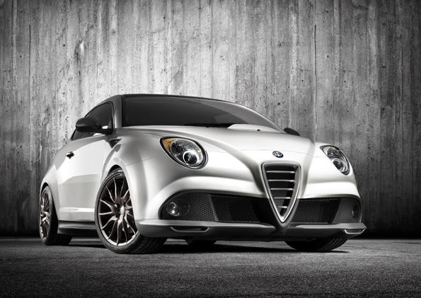 Alfa Romeo MiTo als 240 PS starkes GTA-Konzept (Foto: alfa Romeo)