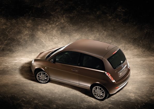 Lancia Ypsilon Versus (Foto: Lancia)