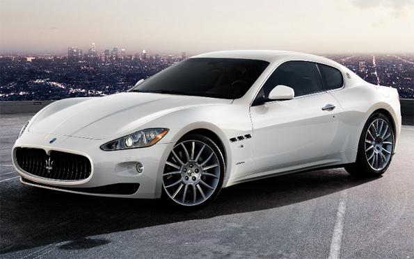 Premiere in Genf: Maserati Gran Turismo Automatic (Foto: Maserati)