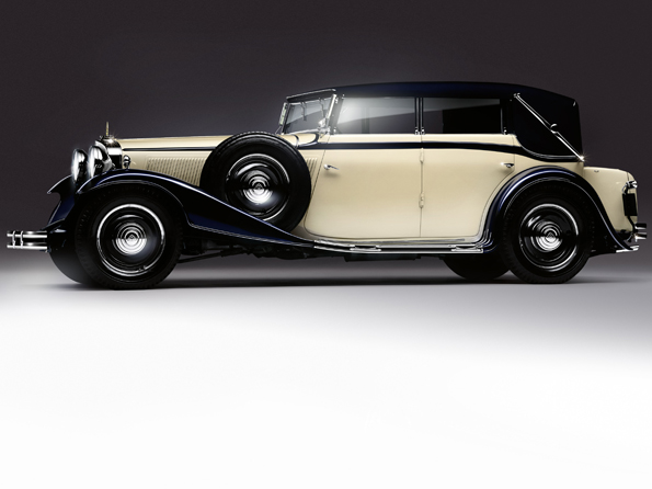 Maybach Zeppelin von 1932 (Foto: Maybach)