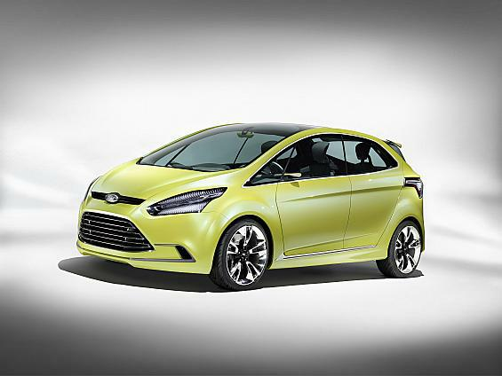 Ford Iosis Max Studie (Foto: Ford)