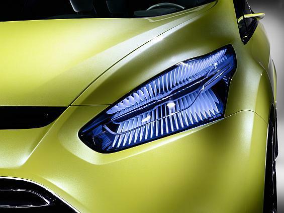 LED-Lampen für einen beeindruckenden Auftritt (Foto: Ford)