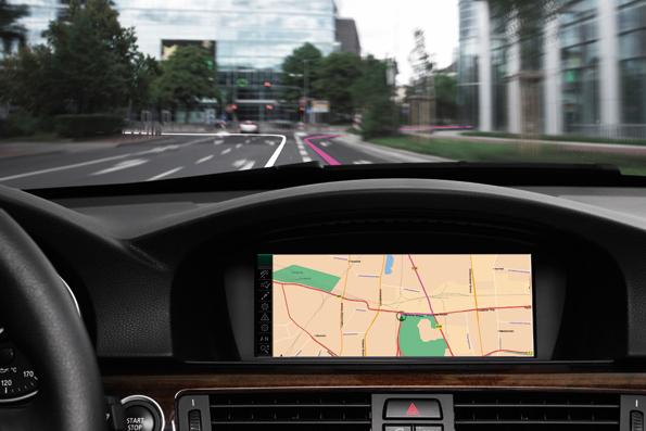 BMW will dem Navigationssystem das Lernben beibringen (Foto: BMW)