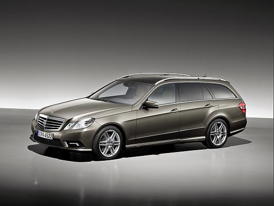 Mercedes-Benz E 500 T-Modell (Foto: Daimler)