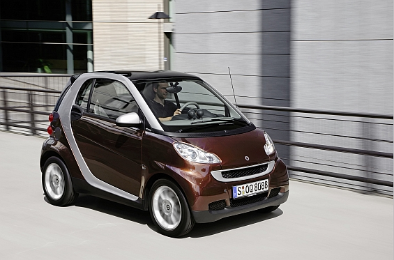 smart for two Sondermodell edition highstyle (Foto: smart)