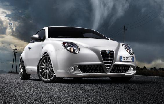 Ordentlich motorisiert: Der Alfa Romeo MiTo