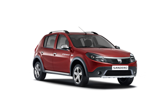 Der Dacia Sandero Stepway ist der günstigste Crossover auf dem Markt (Foto: Dacia)
