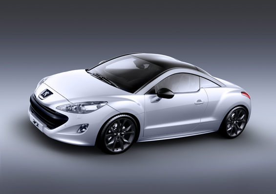 Peugeot RCZ Limited Edition  in der Seitenansicht (Foto: Peugeot)