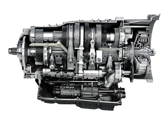 Porsche Doppelkupplungsgetriebe PDK (Foto: Porsche)
