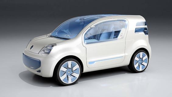 Renault Kangoo be bop CE Studie (Foto: Renault)