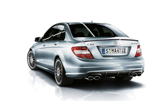 C 63 Performance Plus Package (Foto: Daimler)