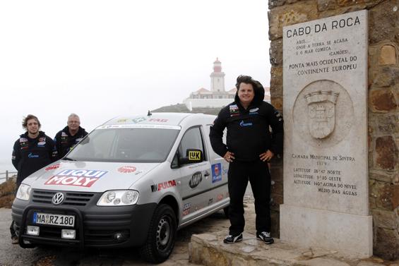 Rainer Zietlow Ergas Marathontour