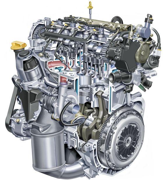 Motor des neuen Corsa 1,3: Turbodiesel 1.3 CDTI
