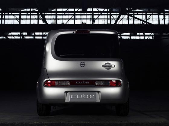 Der Nissan Cube kommt im März 2010 auf den deutschen Markt (Foto: Nissan)