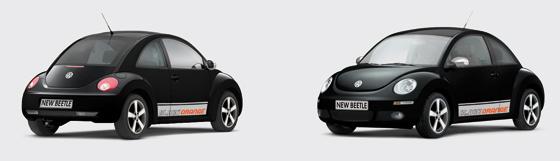 Version des Sondermodells in schwarz (Foto: Volkswagen)