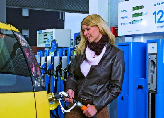 Autogas – günstig, schadstoffarm und flächendeckend erhältlich. akz