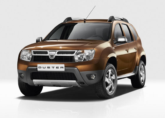 Der neue Dacia Duster bietet drei Fahrmodi für jede Situation (Foto: Dacia)