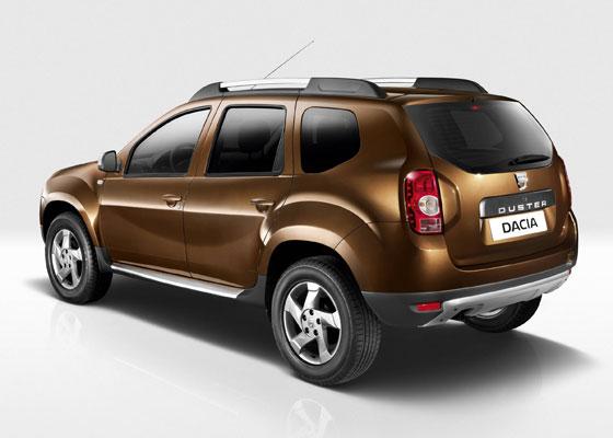 Der neue Dacia Duster bietet ein gefälliges Design (Foto: Dacia)