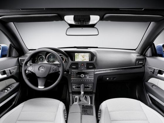 Keine Überraschungen beim Interieur (Foto: Daimler)