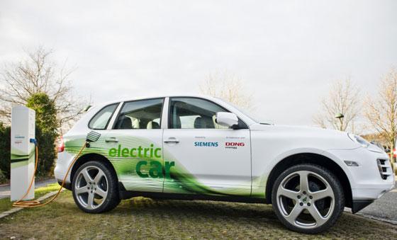 Der RUF Stormster ist während der UN-Klimakonferenz in Kopenhagen unterwegs (Foto: RUF Automobile)