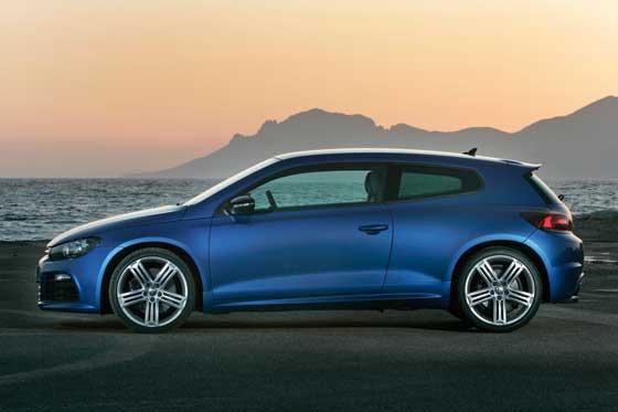 Neue Felgen, die dem R vorbehalten sind: Talladega (Foto: Volkswagen)
