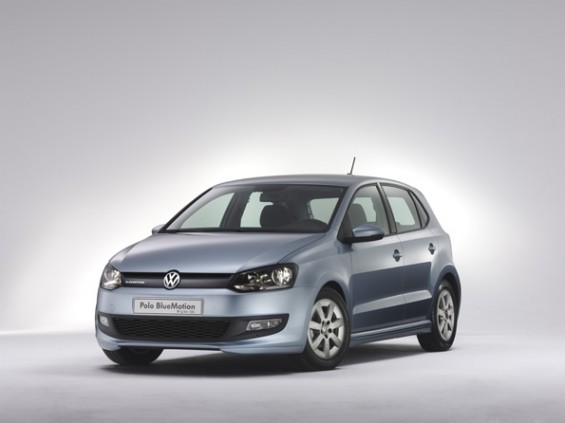 Jetzt bestellbar: Der Volkswagen Polo BlueMotion (Foto: Volkswagen)