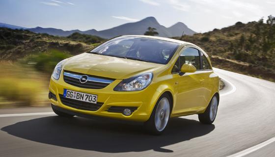 Neuer Corsa: Umfassend technisch überarbeitet, bis zu 13 Prozent sparsamer (Foto: Opel)