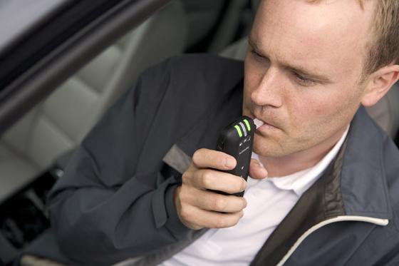 Der Volvo Alcoguard ist besonders für Behörden und Fuhrparks interessant (Foto: Volvo)