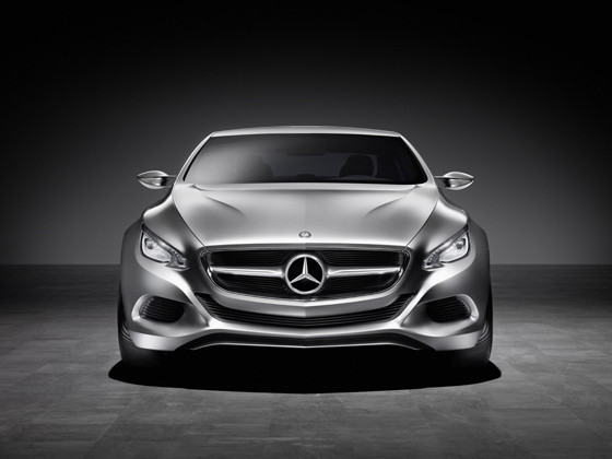 Mercedes-Benz F 800 Style - Stilvoll-sportliche Interpretation des neuen Mercedes-Benz Designs (Foto: Daimler)