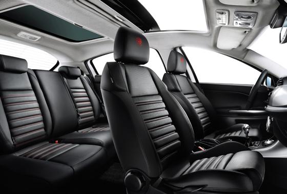 Innenansicht der neuen Giulietta von Alfa Romeo (Foto: Alfa Romeo)