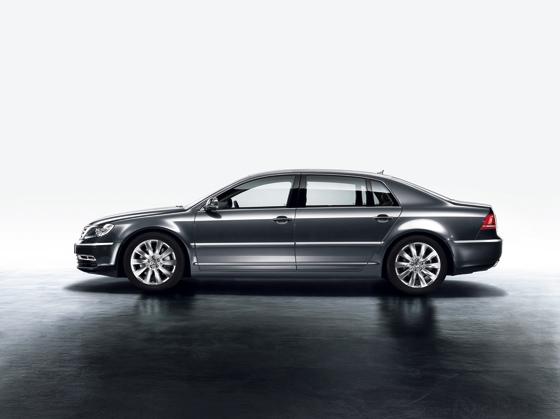Der Phaeton (Foto: Volkswagen)
