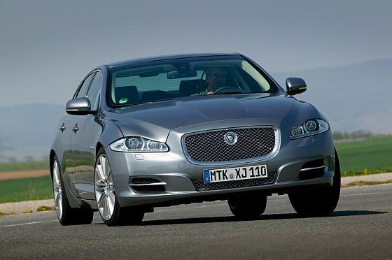 Am XX. Mai kommt der neue Jaguar XJ zu den Händlern (Foto: Jaguar)