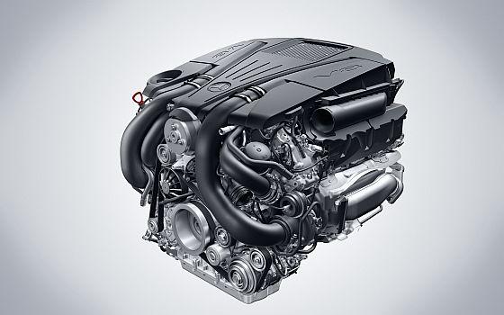 Neue V-Motoren