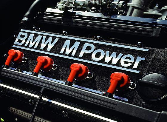 Das Kraftpaket im ersten M3 war für 235 km/h Spitze gut (Foto: BMW)