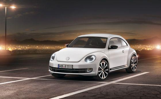 Neuer Volkswagen Beetle