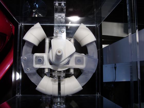 Kolbenanordnung HCB-Motor kl