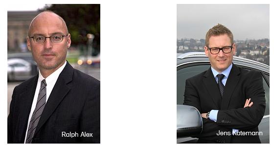 Ralph Alex und Jens Katemann werden neue Chefredakteure von auto motor und sport